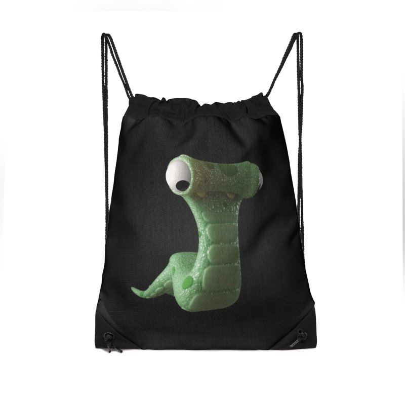 Guido Accessories Drawstring Bag Bag by Pig's Ear Gear on Threadless