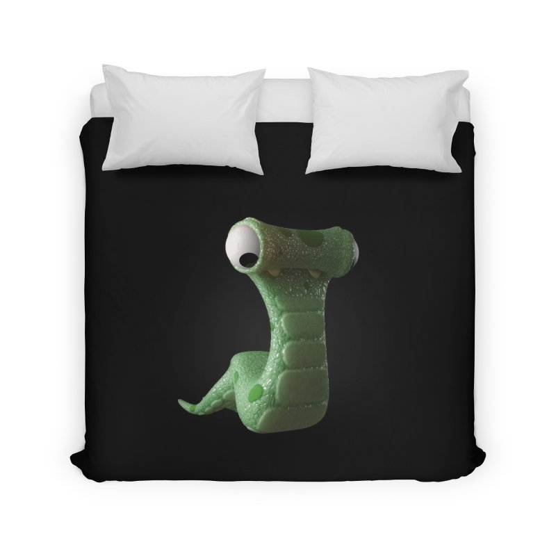 Guido Home Duvet by Pig's Ear Gear on Threadless