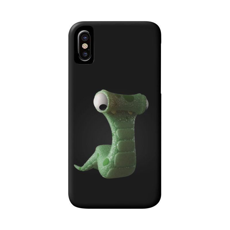 Guido Accessories Phone Case by Pig's Ear Gear on Threadless