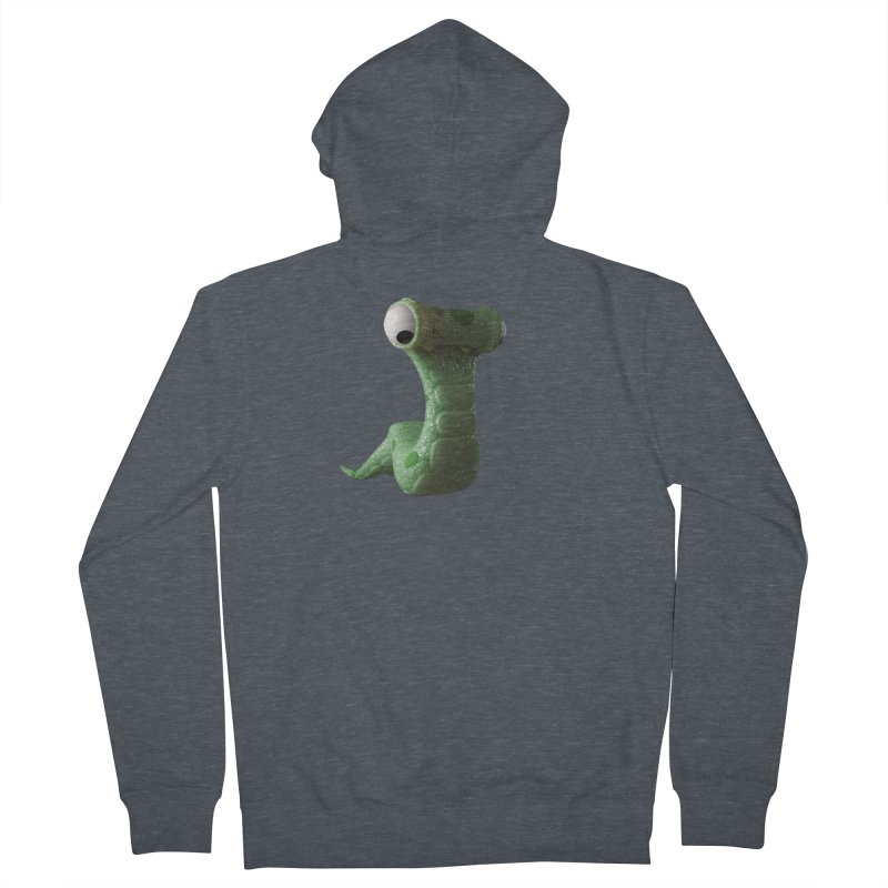 Guido Men's French Terry Zip-Up Hoody by Pig's Ear Gear on Threadless