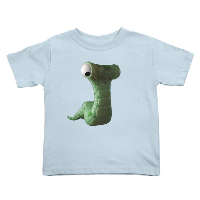 Guido Kids Toddler T-Shirt by Pig's Ear Gear on Threadless