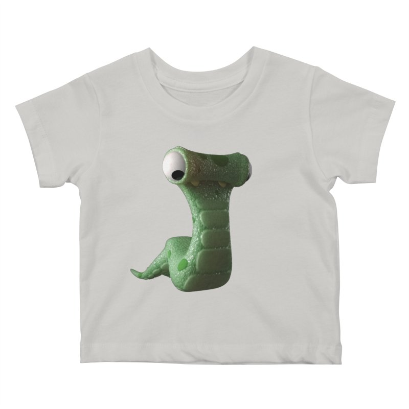 Guido Kids Baby T-Shirt by Pig's Ear Gear on Threadless