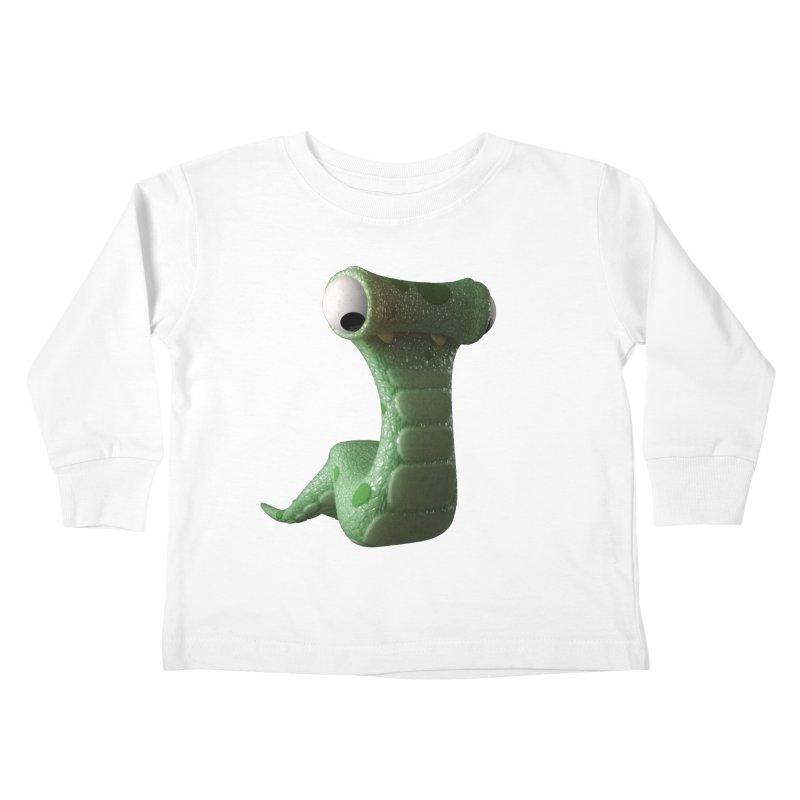 Guido Kids Toddler Longsleeve T-Shirt by Pig's Ear Gear on Threadless