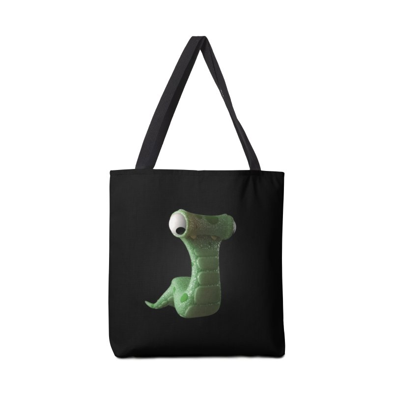 Guido Accessories Tote Bag Bag by Pig's Ear Gear on Threadless