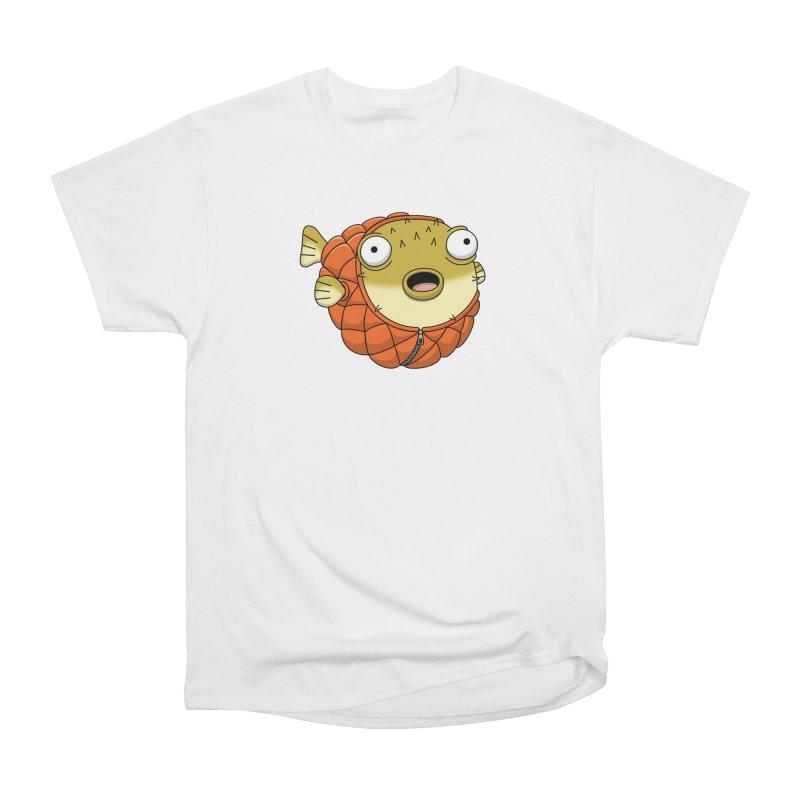 Puffer Fish Men's  by Pig's Ear Gear on Threadless