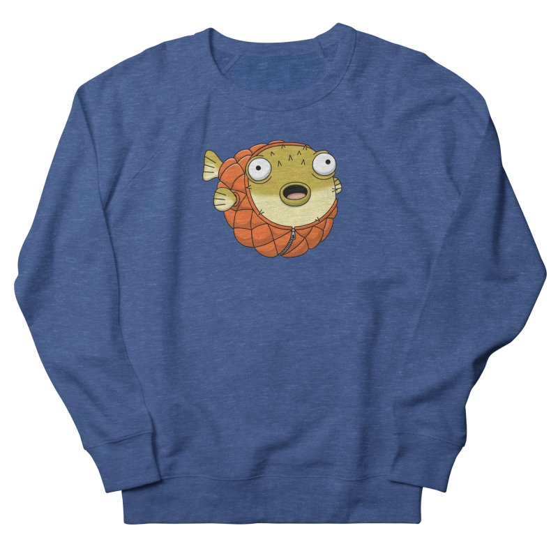 Puffer Fish Men's  by Pig's Ear Gear on Threadless