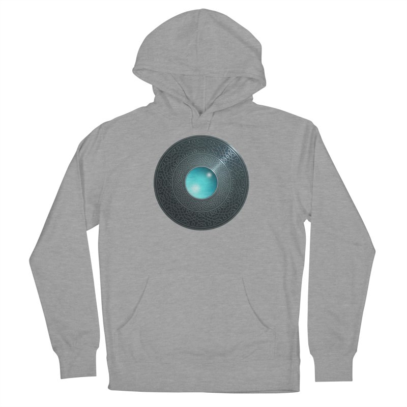 Shield Men's French Terry Pullover Hoody by Pig's Ear Gear on Threadless