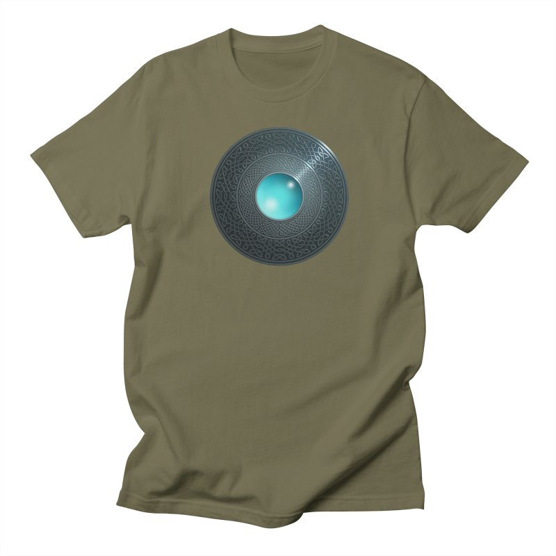 Shield Men's Regular T-Shirt by Pig's Ear Gear on Threadless