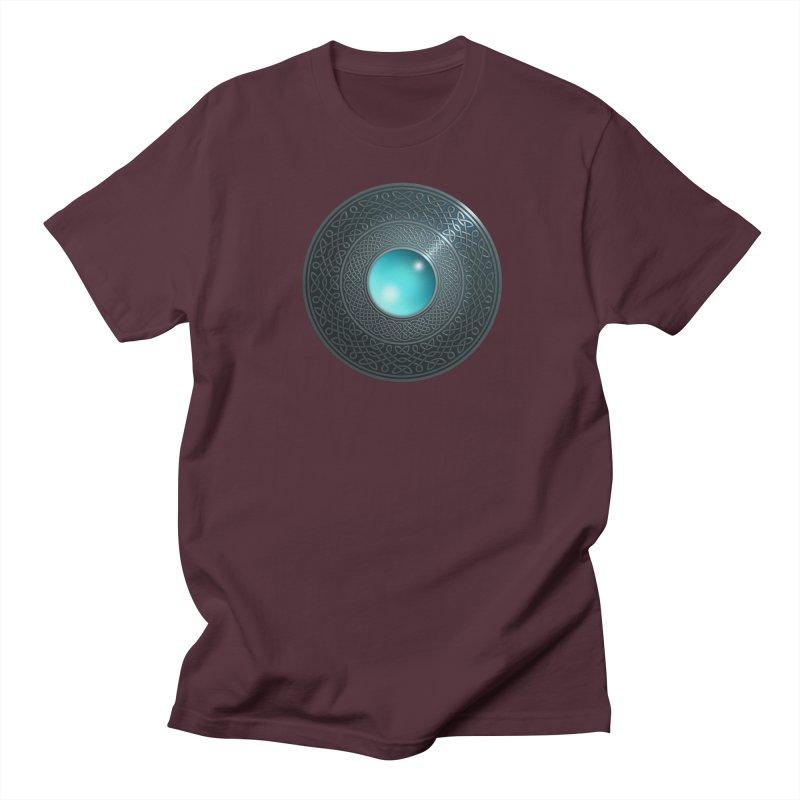 Shield Women's Regular Unisex T-Shirt by Pig's Ear Gear on Threadless