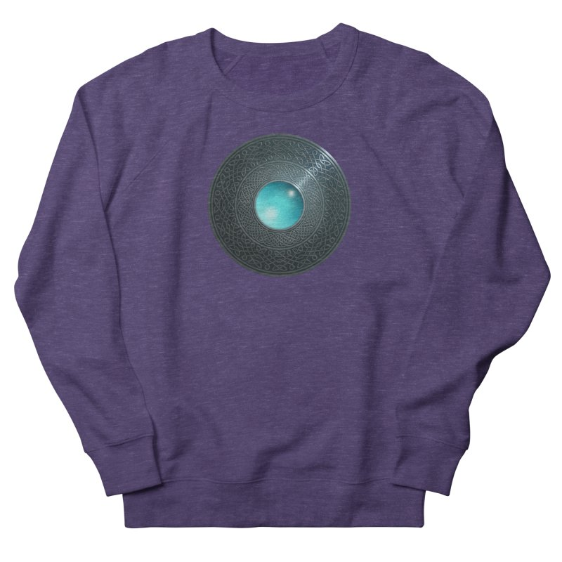 Shield Women's French Terry Sweatshirt by Pig's Ear Gear on Threadless