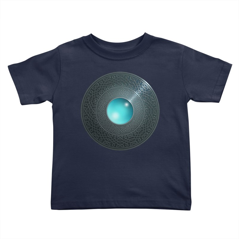 Shield Kids Toddler T-Shirt by Pig's Ear Gear on Threadless