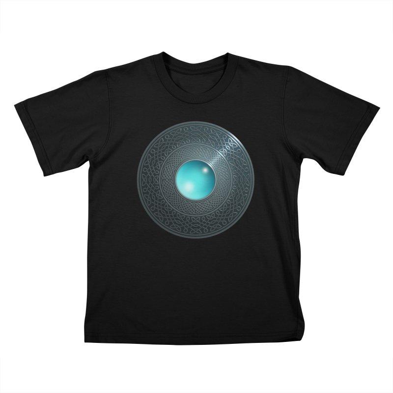 Shield Kids T-Shirt by Pig's Ear Gear on Threadless