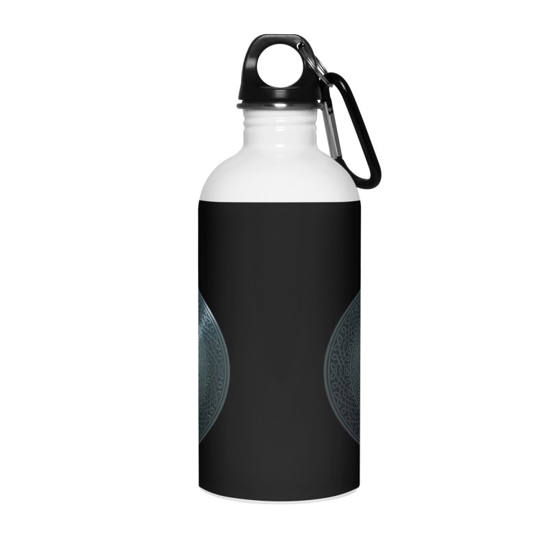 Shield Accessories Water Bottle by Pig's Ear Gear on Threadless