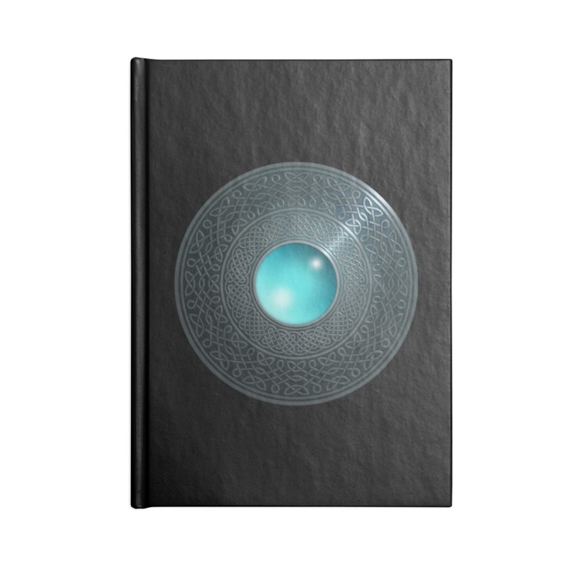 Triple Celt Accessories Notebook by Pig's Ear Gear on Threadless