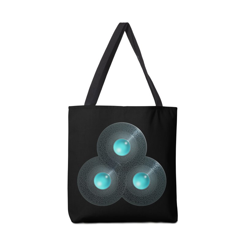 Triple Celt Accessories Tote Bag Bag by Pig's Ear Gear on Threadless
