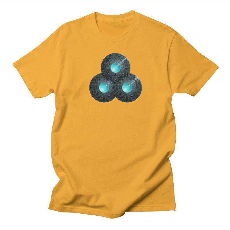 Triple Celt Women's Regular Unisex T-Shirt by Pig's Ear Gear on Threadless