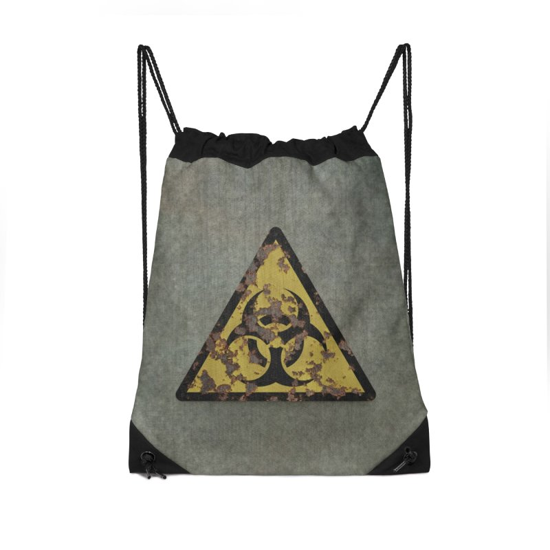 Biohazard Accessories Bag by Pig's Ear Gear on Threadless