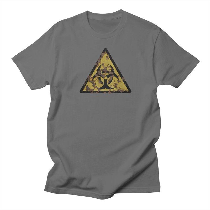 Biohazard Men's T-Shirt by Pig's Ear Gear on Threadless