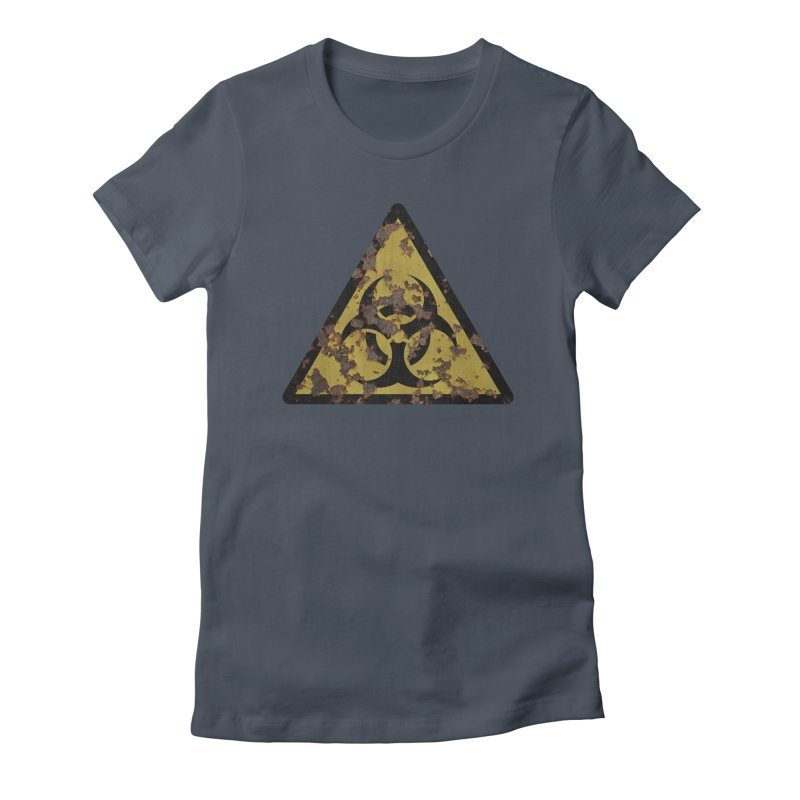 Biohazard Women's T-Shirt by Pig's Ear Gear on Threadless