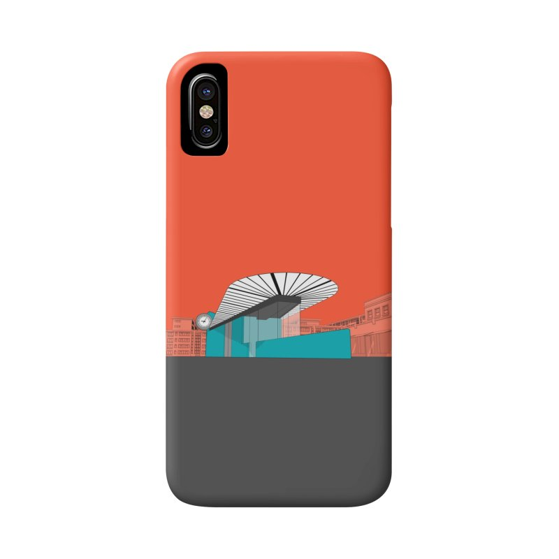 Turquoise Island Accessories Phone Case by Pig's Ear Gear on Threadless