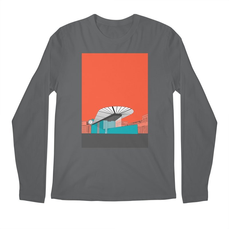 Turquoise Island Men's Longsleeve T-Shirt by Pig's Ear Gear on Threadless