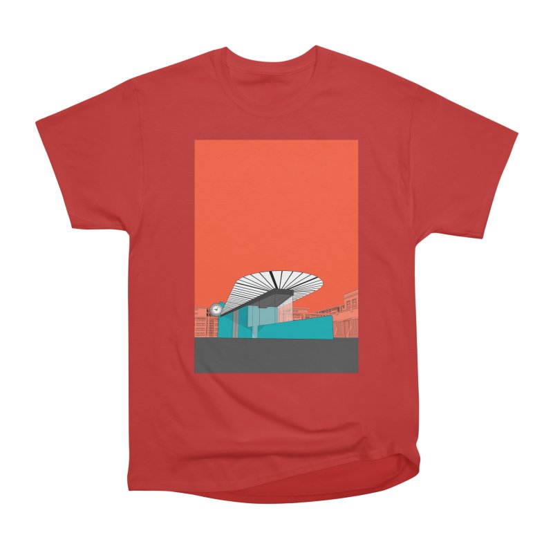 Turquoise Island Women's Heavyweight Unisex T-Shirt by Pig's Ear Gear on Threadless