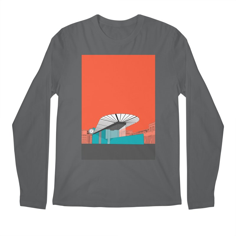Turquoise Island Men's Longsleeve T-Shirt by Pig's Ear Gear on Threadless