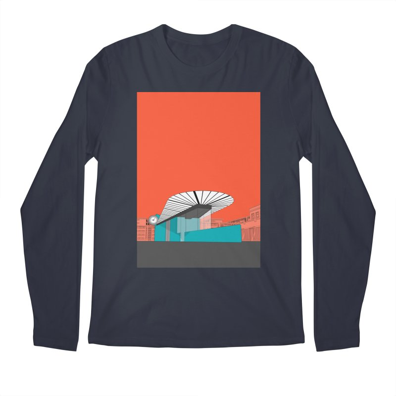 Turquoise Island Men's Regular Longsleeve T-Shirt by Pig's Ear Gear on Threadless
