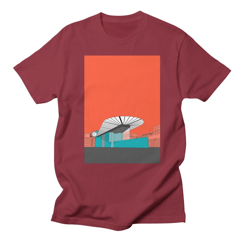 Turquoise Island Women's Regular Unisex T-Shirt by Pig's Ear Gear on Threadless