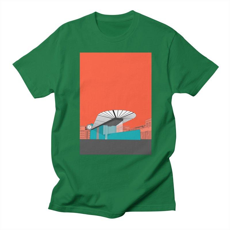 Turquoise Island Women's Regular Unisex T-Shirt by Pig's Ear Gear on Threadless