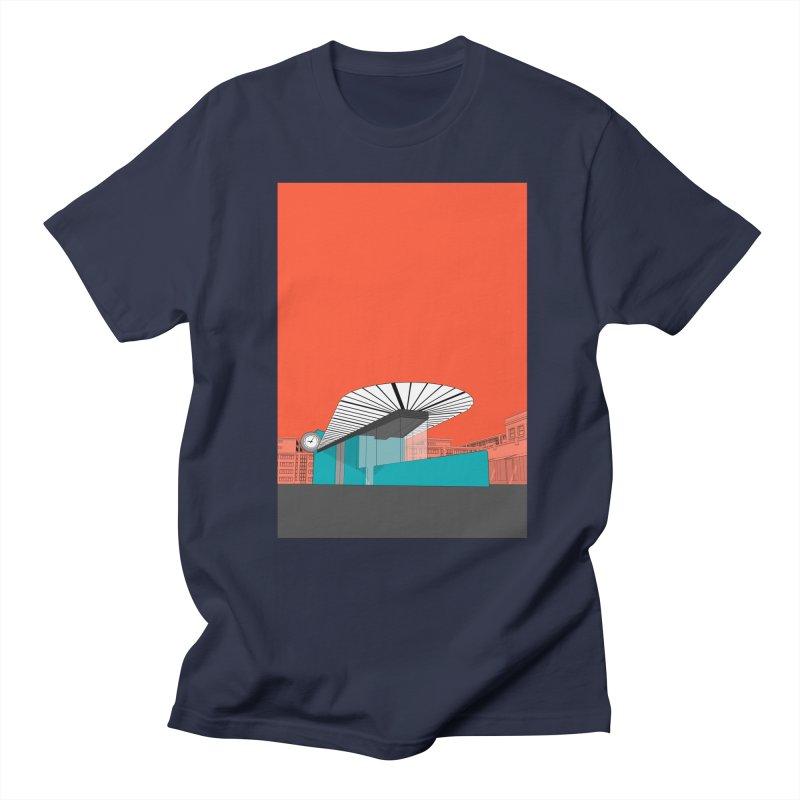 Turquoise Island Men's Regular T-Shirt by Pig's Ear Gear on Threadless