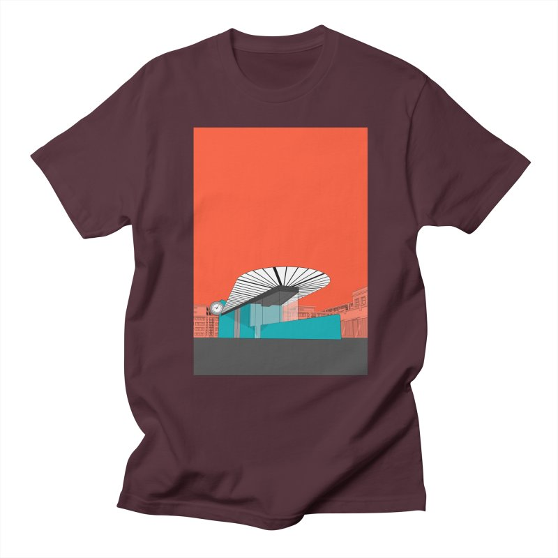 Turquoise Island Men's T-Shirt by Pig's Ear Gear on Threadless