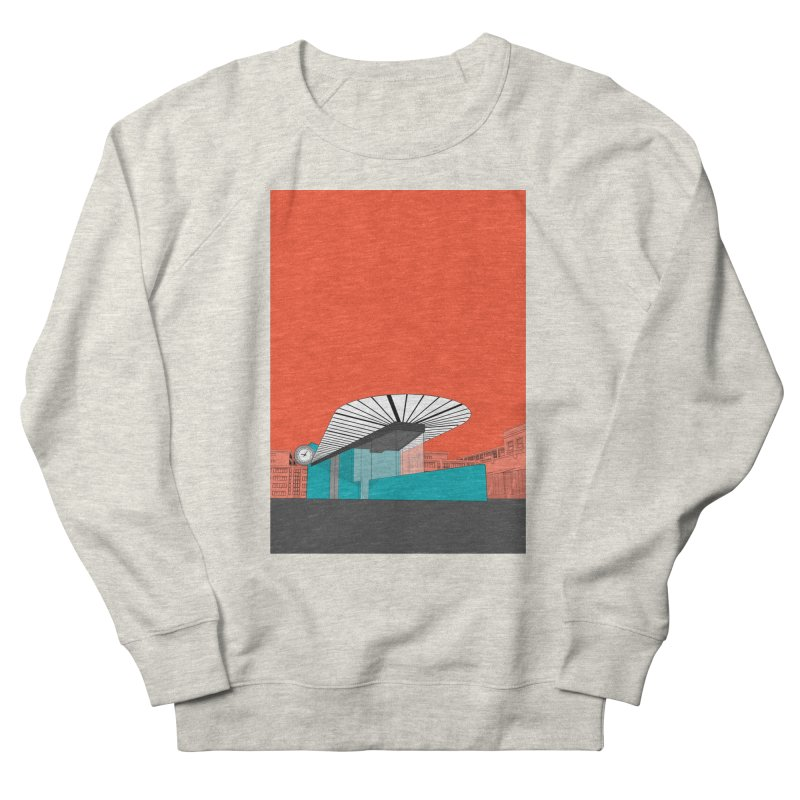 Turquoise Island Women's French Terry Sweatshirt by Pig's Ear Gear on Threadless