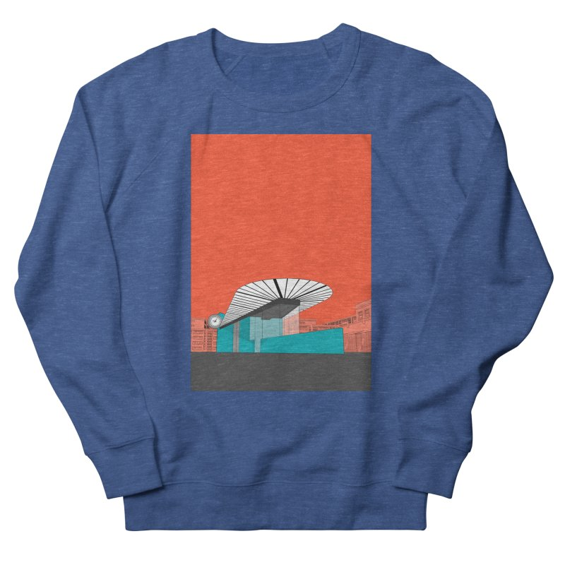 Turquoise Island Men's Sweatshirt by Pig's Ear Gear on Threadless