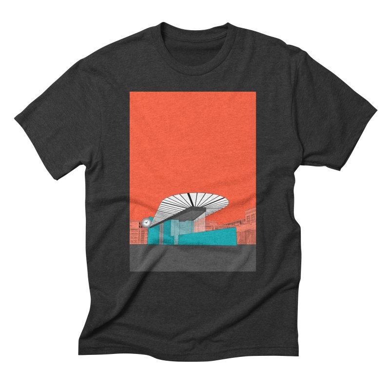 Turquoise Island Men's Triblend T-Shirt by Pig's Ear Gear on Threadless