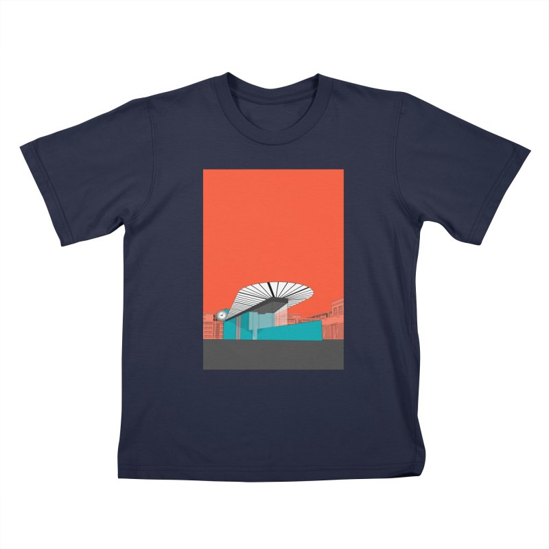 Turquoise Island Kids  by Pig's Ear Gear on Threadless