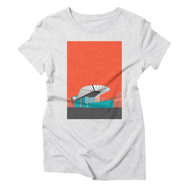 Turquoise Island Women's  by Pig's Ear Gear on Threadless