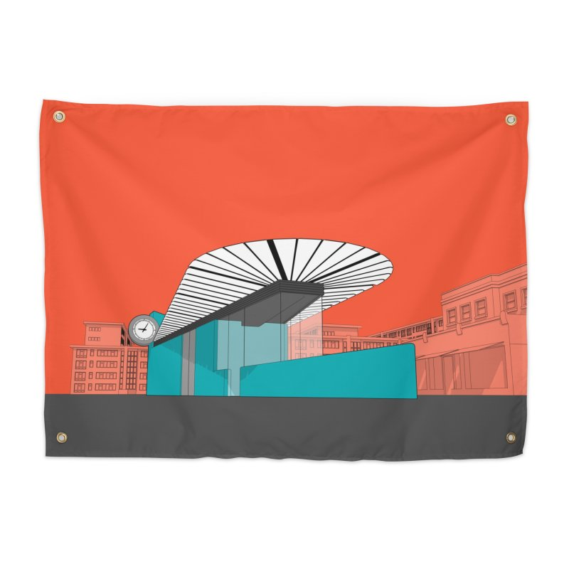 Turquoise Island Home  by Pig's Ear Gear on Threadless