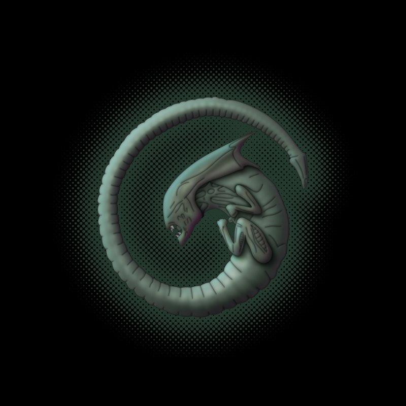 Alien on Board - Cool by Pig's Ear Gear on Threadless