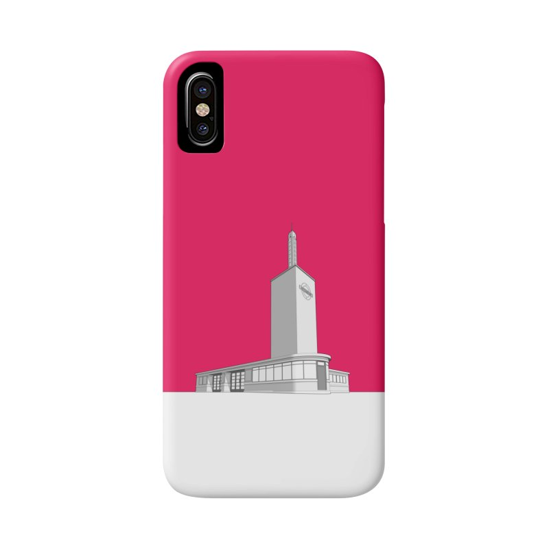 Osterley Station Accessories Phone Case by Pig's Ear Gear on Threadless