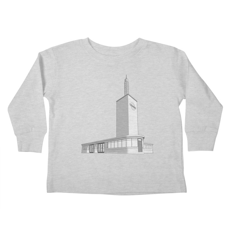 Osterley Station Kids Toddler Longsleeve T-Shirt by Pig's Ear Gear on Threadless