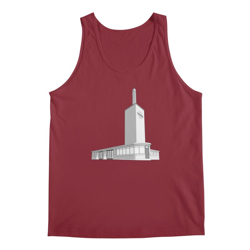 Osterley Station Men's Regular Tank by Pig's Ear Gear on Threadless