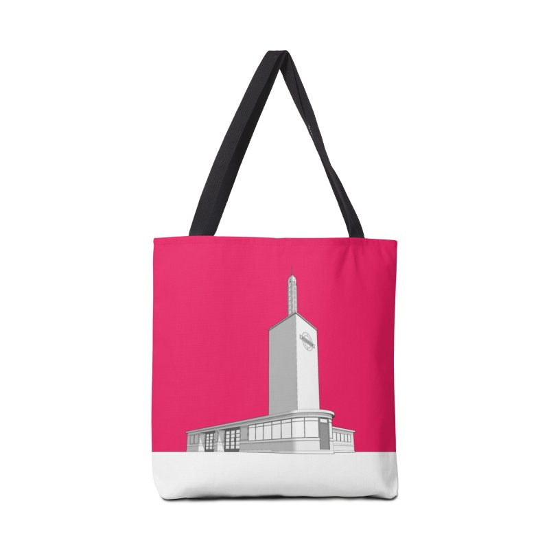 Osterley Station Accessories Tote Bag Bag by Pig's Ear Gear on Threadless