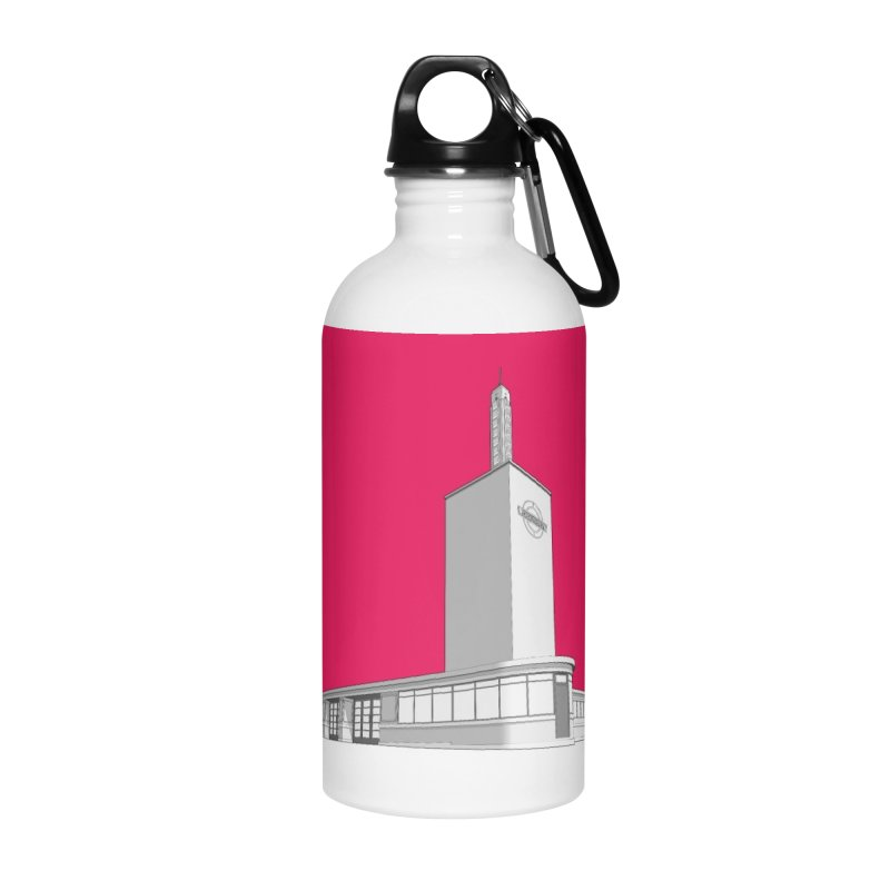 Osterley Station Accessories Water Bottle by Pig's Ear Gear on Threadless