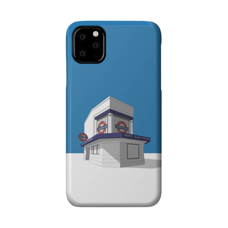 Trinity Road (Tooting Bec) Accessories Phone Case by Pig's Ear Gear on Threadless