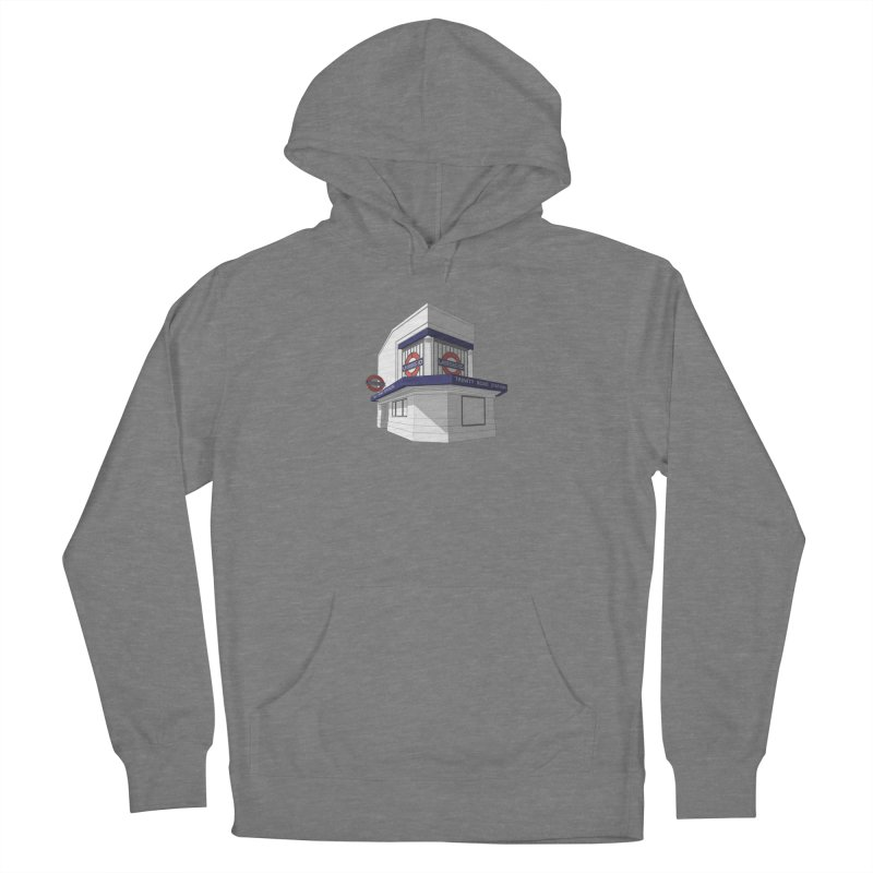 Trinity Road (Tooting Bec) Women's Pullover Hoody by Pig's Ear Gear on Threadless
