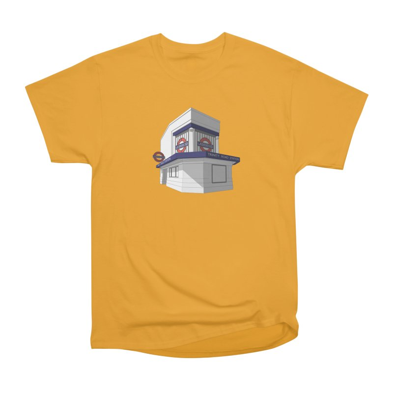 Trinity Road (Tooting Bec) Men's  by Pig's Ear Gear on Threadless