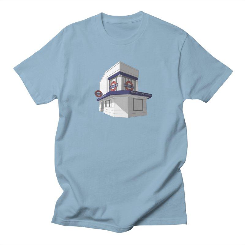 Trinity Road (Tooting Bec) Women's Regular Unisex T-Shirt by Pig's Ear Gear on Threadless