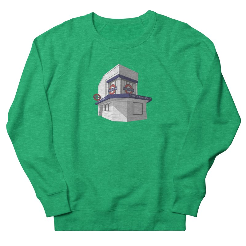 Trinity Road (Tooting Bec) Women's Sweatshirt by Pig's Ear Gear on Threadless