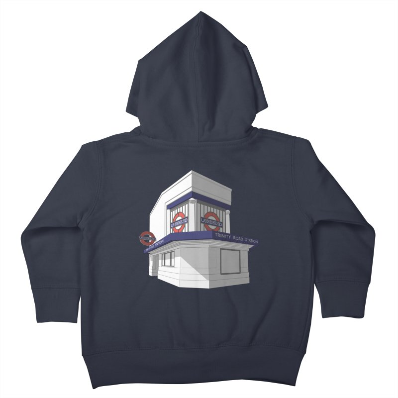 Trinity Road (Tooting Bec) Kids  by Pig's Ear Gear on Threadless